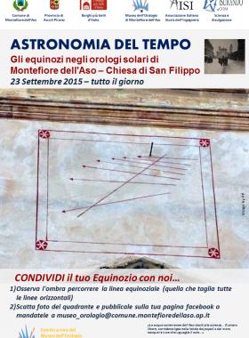 Orologio San Filippo Equinozio