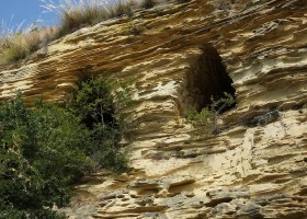 Le grotte sepolcrali
