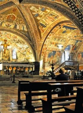 La Cappella di S. Martino, Assisi