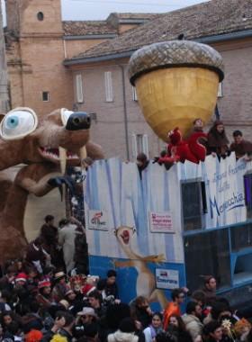Il Carnevale a Montefiore