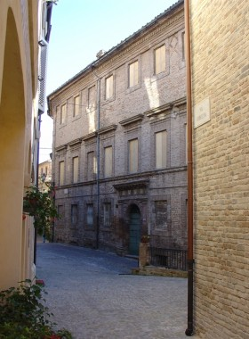 Palazzo de Scrilli