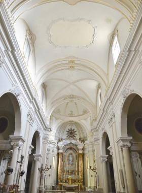 San Filippo – interno
