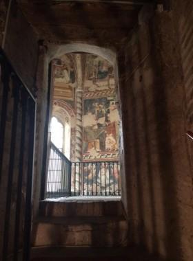 San Francesco – affreschi