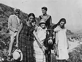 foto famiglia De Carolis