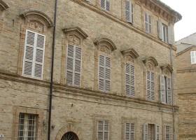 Palazzo Egidi già Mozzoni Fine sec.XVIII