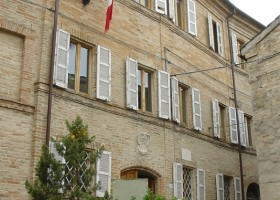 Palazzo Ciarrocchi già Caffarini Sec.XVIII