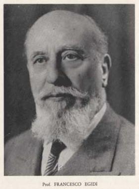 Prof. Francesco Egidi