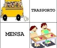 Mensa e Trasporto Scolastici